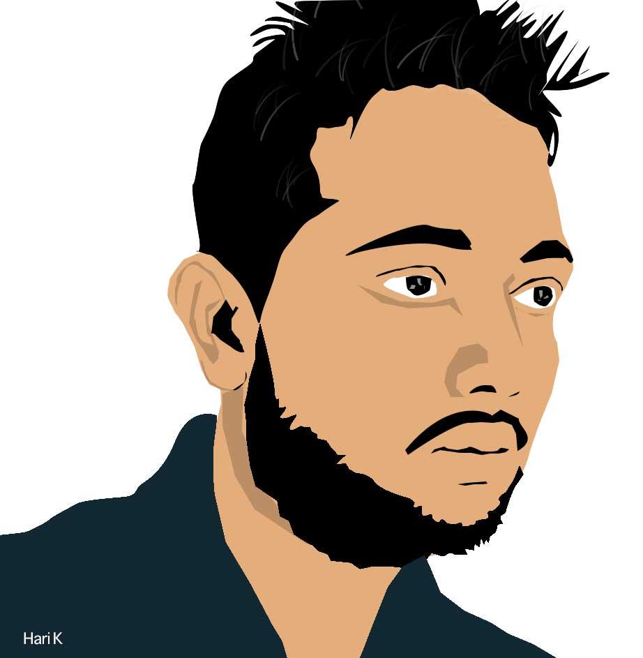 hari karki, sydney based web designer