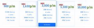 cheap digital ocean ssd vps offer for nepal